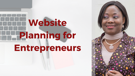 Website Planning for Entrepreneurs