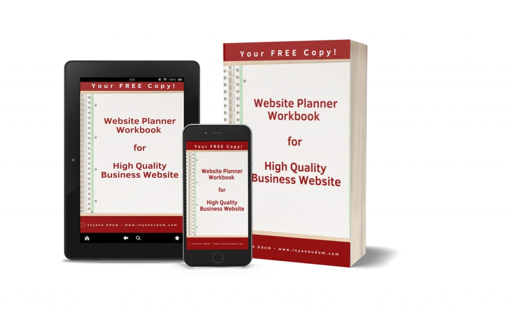 A business website needs a specific plan. Download this actionable workbook to help you understand and plan for a website that would attract clients and make sales