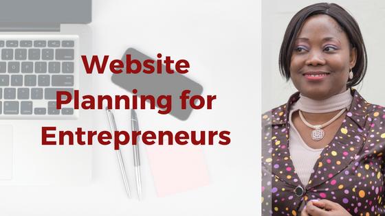 Website Planning for Entrepreneurs